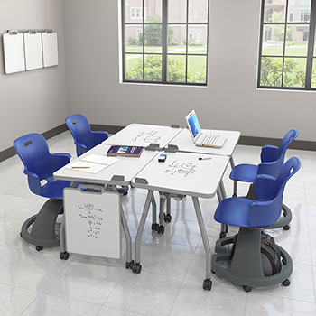 ech-1939-rmb-echo-series-dry-erase-rectangle-training-table-19-x-39