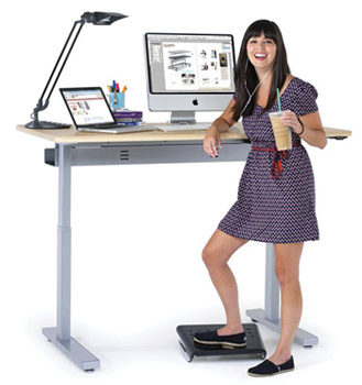 Five Benefits Of Stand Up Desks School Furniture Blog
