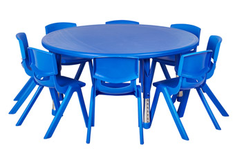 elr14406p8x10-eight-10-plastic-resin-chairs-with-one-plastic-resin-round-table