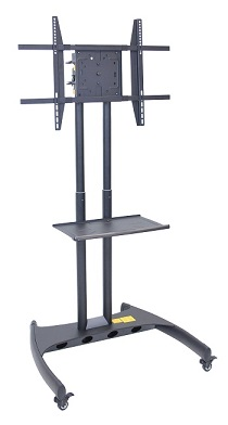 fp3500-adjustable-height-rotating-flat-panel-tv-stand-w-shelf
