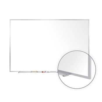 non-magnetic-whiteboard-aluminum-frame-by-ghent