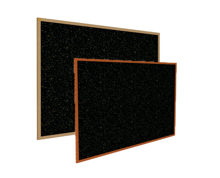 wtr412-recycled-rubber-bulletin-boards-w-wood-frame-4-x-12