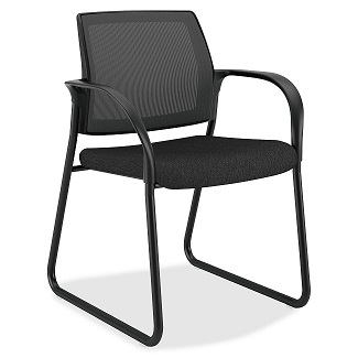 hib108-ignition-mesh-back-guest-chair-w-sled-base