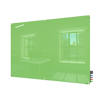 hmyrm46xx-harmony-magnetic-color-glass-markerboard-w-radius-corners-4-x-6