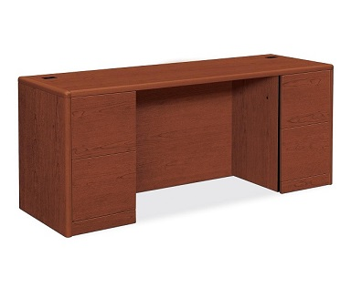 10700 Series Wood Laminate Credenzas By Hon