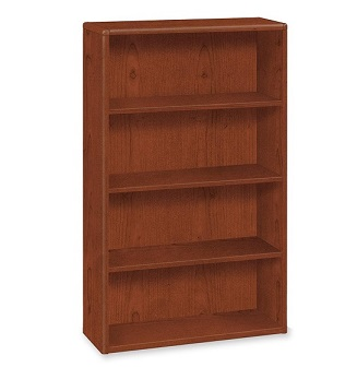 h10754-10700-series-bookcase-w-4-shelves