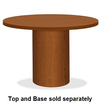 All Series Round Conference Table By Hon Options Tables - Round wood conference table