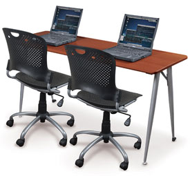 pkg34552290114-two-task-chairs-w-one-iflex-seminar-table-60-x-20
