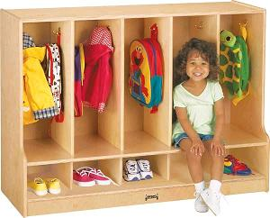 66850jc-birch-toddler-coat-locker-w-step-w-clear-trays