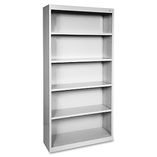 fortress-series-metal-bookcases-by-lorell