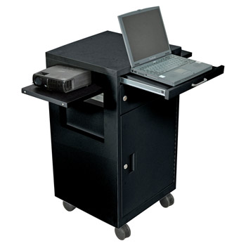 lmc2-black-multimedia-cart-with-locking-cabinet