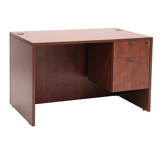 lsp4730-single-pedestal-desk-29-h-x-47w-x-30-d