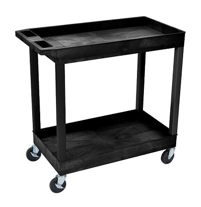 ec11-e-series-tub-cart-w-2-shelves