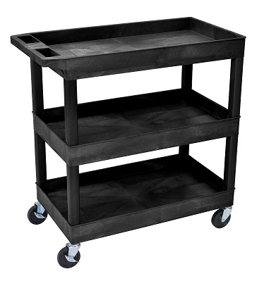 ec111-e-series-tub-cart-w-3-shelves