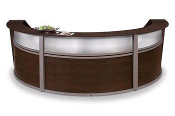 All Marque Reception Stations W Plexi Front By Ofm