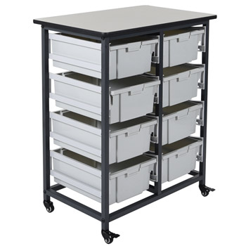 mbs-dr-8l-mobile-bin-storage-unit-w-8-lage-trays