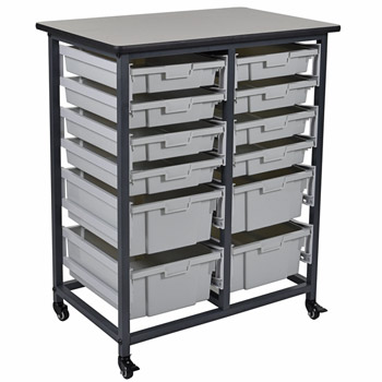 mbs-dr-8s4l-mobile-bin-storage-unit-w-8-small-4-lage-trays