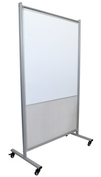 md4072mw-mobile-whiteboard-room-divider-w-bulletin-board