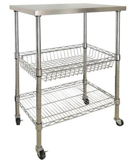 mktss241440-stainless-steel-mobile-wire-cart
