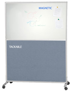mobile-partitions-with-marker-board-by-best-rite