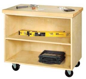 mdc-2436m-mobile-storage-cabinet-open-style-w-maple-top