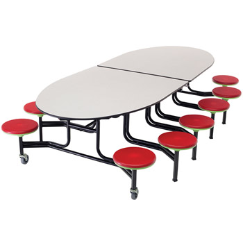 mse1012-mobile-stool-table-w-oval-top