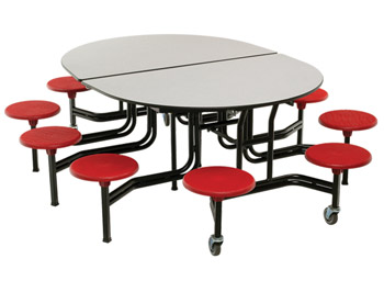 mse610-mobile-stool-table-w-oval-top