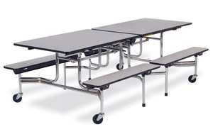 mtb152710-10x30x27h-15h-bench-gray-nebula-topbench-chrome-frame-mobile-table