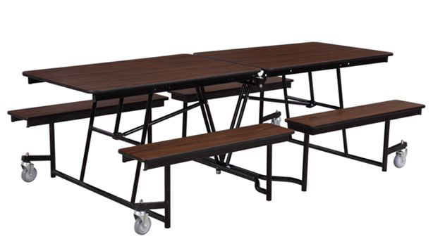 mtfb-8-pbtmpc-mobile-bench-cafeteria-table-w-protectedge-8-l