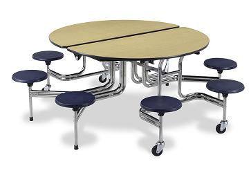 mtso172958-oval-mobile-stool-table-w-chrome-frame-29-table-height-w-8-stools