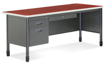 66366-single-pedestal-desk-30-x-67