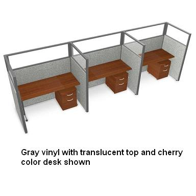 t1x36360v-rize-series-privacy-station-1x3-configuration-w-full-vinyl-63-h-panel-5-w-desk