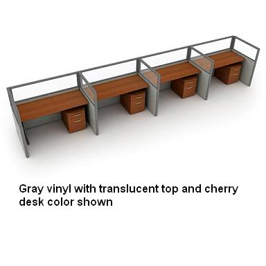 t1x44760p-rize-series-privacy-station-1x4-configuration-w-translucent-top-47-h-panel-5-w-desk