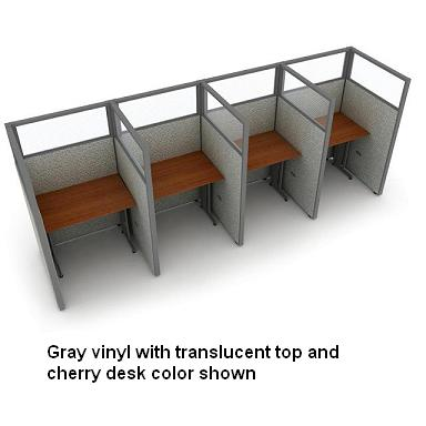 t1x46337v-rize-series-privacy-station-1x4-configuration-w-full-vinyl-63-h-panel-3-w-desk