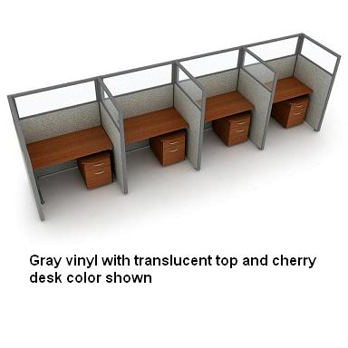 t1x46348v-rize-series-privacy-station-1x4-configuration-w-full-vinyl-63-h-panel-4-w-desk