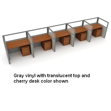 t1x54748v-rize-series-privacy-station-1x5-configuration-w-full-vinyl-47-h-panel-4-w-desk