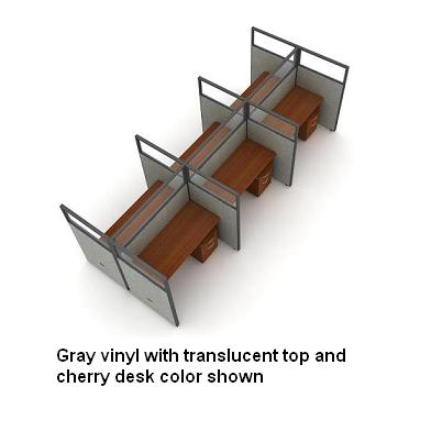 t2x36337p-rize-series-privacy-station-2x3-configuration-w-translucent-top-63-h-panel-3-w-desk