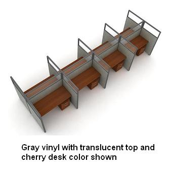 t2x46348v-rize-series-privacy-station-2x4-configuration-w-full-vinyl-63-h-panel-4-w-desk