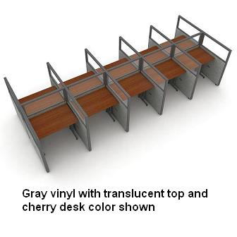 t2x54737v-rize-series-privacy-station-2x5-configuration-w-full-vinyl-47-h-panel-3-w-desk