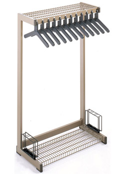 or3a-3-long-12-hangersincluded-gray-free-standing-garment-rack