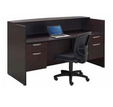 bow front reception desk by ndi office furniture bow front reception counter office reception desk