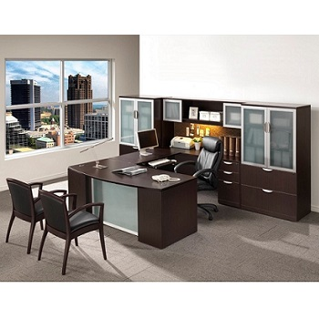 Ndi Office Furniture Classic Series Step Front Office Suite Pl17 Office Suites Worthington