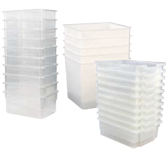 Plastic Storage Trays U0026 Bins By Tot Mate