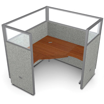r1x16360p-rize-series-cubicle-1x1-configuration-w-translucent-top-63-h-panel-5-w-desk