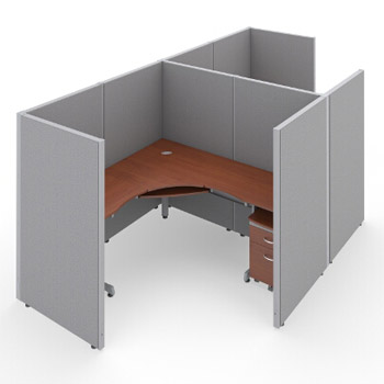 r1x26372v-rize-series-cubicle-1x2-configuration-w-full-vinyl-63-h-panel-6-w-desk