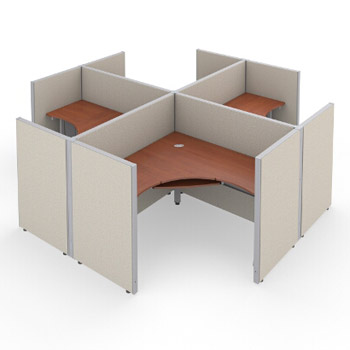 r2x24760v-rize-series-cubicle-2x2-configuration-w-full-vinyl-47-h-panel-5-w-desk