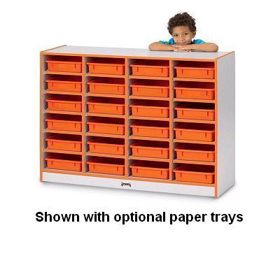 0625jcww-rainbow-accents-paper-tray-cubbies-24-tray-w-trays
