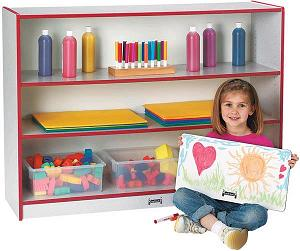 26932jcww-rainbow-accents-super-sized-adjustable-bookcase