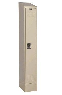 urb1258-1asb-readybuilt2-single-tier-1-wide-lockers-w-slope-top---locks--12-w-x-15-d-x-72-h