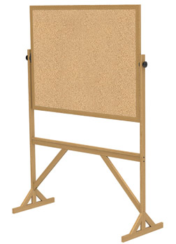 rkk46-4x6-wood-frame-doublesided-corkboard
